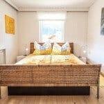 Schlafzimmer 1 - Appartement Margot in Osttirol