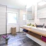 Badezimmer - Appartement Margot in Osttirol