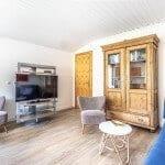 Wohnzimmer - Appartement Maria in Osttirol, Familie Schönegger