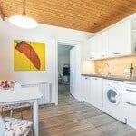 Küche Essraum - Appartement Maria in Osttirol, Familie Schönegger