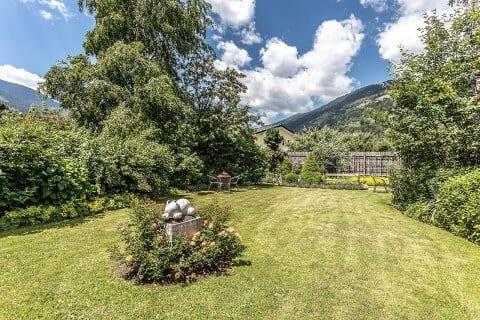 Garten - Appartement Schönegger in Osttirol