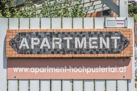 Aussenansicht - Appartement Schönegger in Osttirol